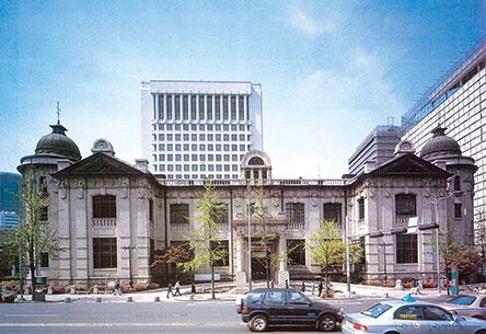 한국은행 본관 (1987)